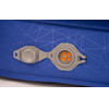 Sea to Summit Comfort Deluxe S.I. - Matelas - Regular Wide bleu